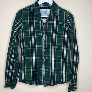 Frank & Eileen Plaid Button Up